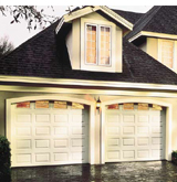 Garage door Residential, commercial service